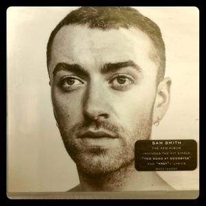 Sam Smith music CD the thrill of it all